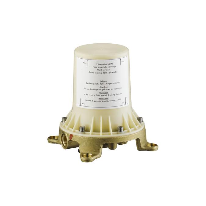 Hansgrohe 10452181 Axor Starck Freestanding Tub Filler Rough
