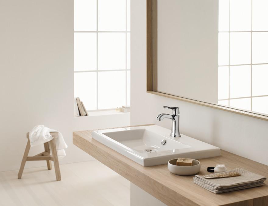 metris classic waschtischmischer chrom 31075000. Black Bedroom Furniture Sets. Home Design Ideas
