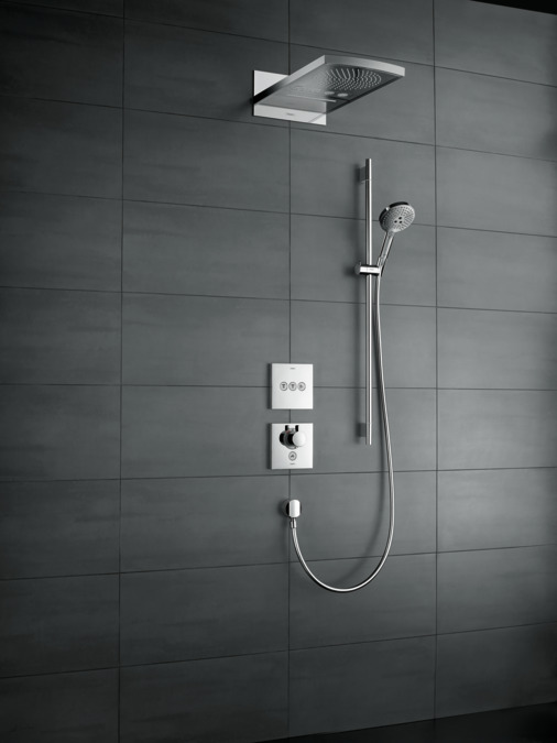 Showerselect Shower Mixers 3 Outlets Chrome 15764000