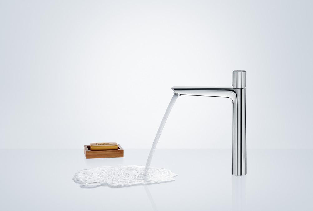 Talis Select E Washbasin mixers: chrome, 71752000