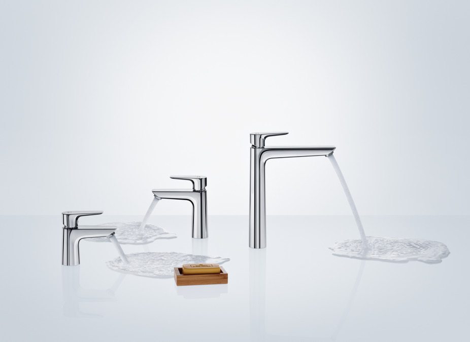 talis e waschtischmischer chrom 71710000. Black Bedroom Furniture Sets. Home Design Ideas