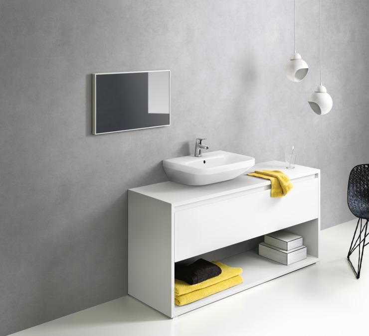 Logis Washbasin mixers: Chrome, 71070000