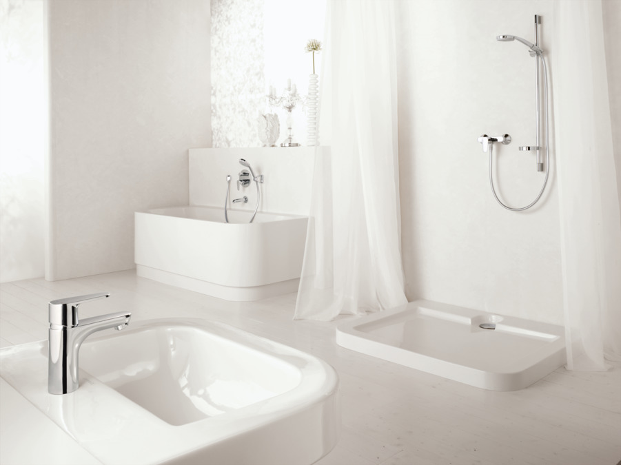 hansgrohe Bath fillers: Bath spout, 13414000