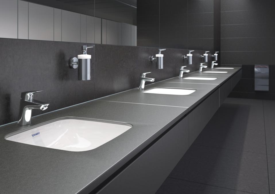 Einzigartig Logis Washbasin mixers: single lever, chrome, 71070000 KR76
