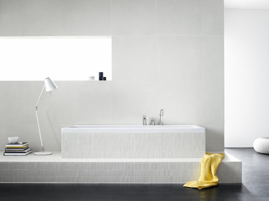 Metris Bath mixers: 2 outlets, chrome, 31190000