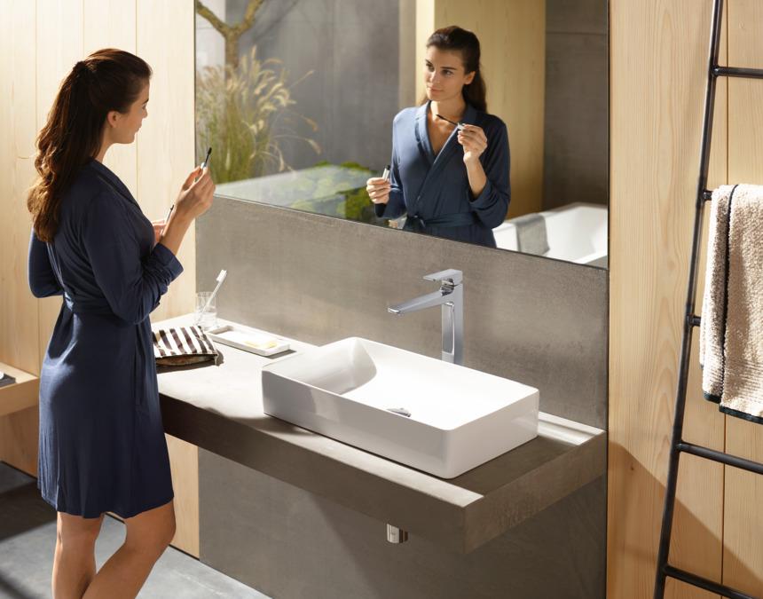 metropol waschtischmischer einhebel chrom 32512000. Black Bedroom Furniture Sets. Home Design Ideas