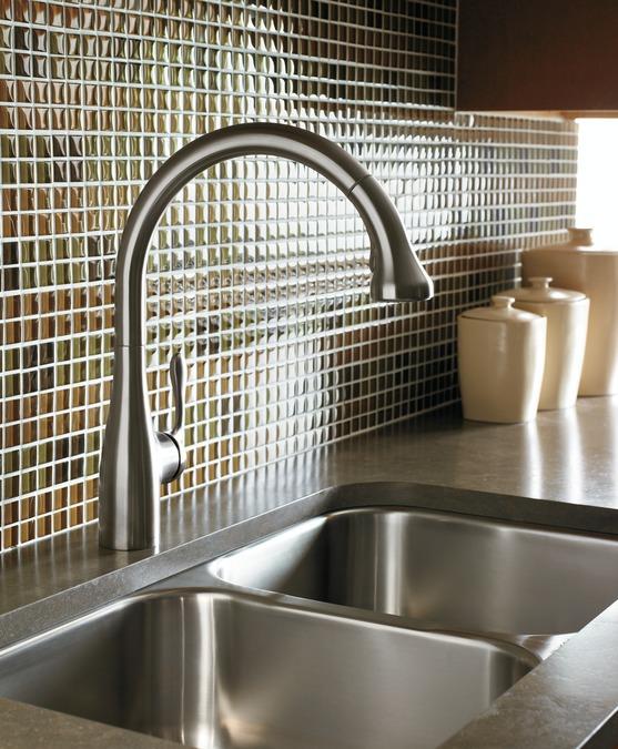 hansgrohe Kitchen faucets: Allegro E Gourmet, Semi-Pro Kitchen ...