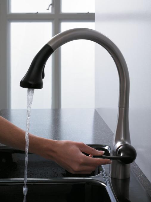Hansgrohe Kitchen Faucets Allegro E Gourmet Semi Pro
