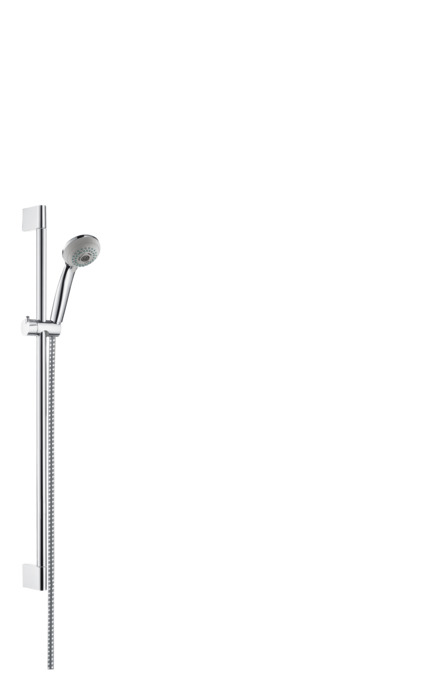 Hansgrohe shower sets crometta 85 shower set multi with for Table bar 85 cm