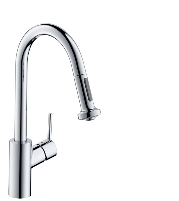 hansgrohe kitchen mixers talis s variarc single lever
