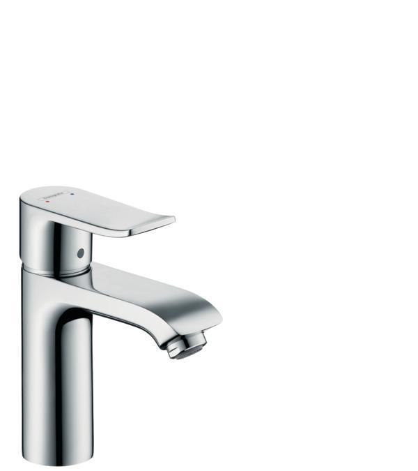 metris washbasin mixers single lever chrome 31080000. Black Bedroom Furniture Sets. Home Design Ideas