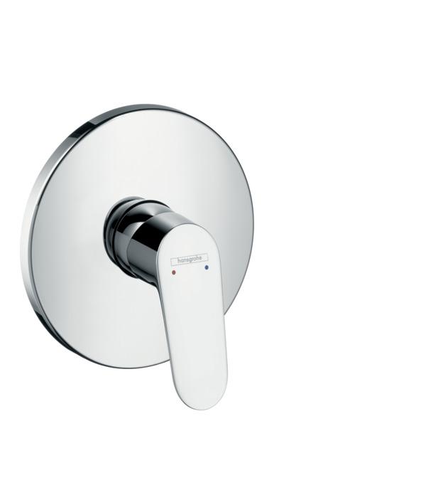 Focus Shower mixers: 1 outlet, Chrome, 31965000