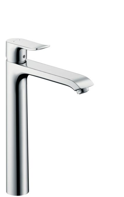 metris washbasin mixers chrome 31082000. Black Bedroom Furniture Sets. Home Design Ideas