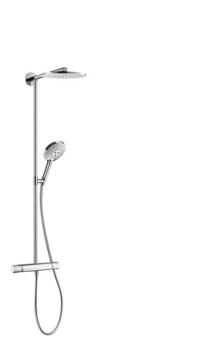 hansgrohe shower pipes raindance s 1 spray mode 27235000. Black Bedroom Furniture Sets. Home Design Ideas