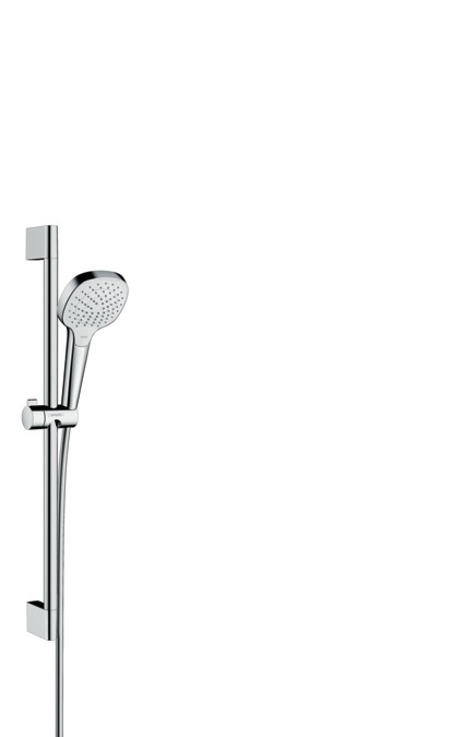 hansgrohe shower sets croma select e shower set 110. Black Bedroom Furniture Sets. Home Design Ideas
