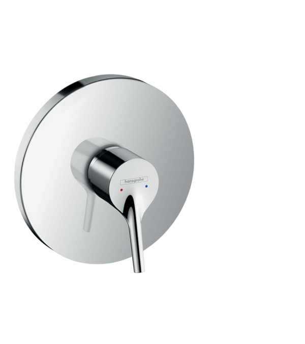 Talis S Shower mixers: 1 outlet, Chrome, 72605000