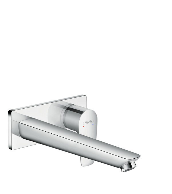 Favorit Talis E Washbasin mixers: Chrome, 71734000 KR35