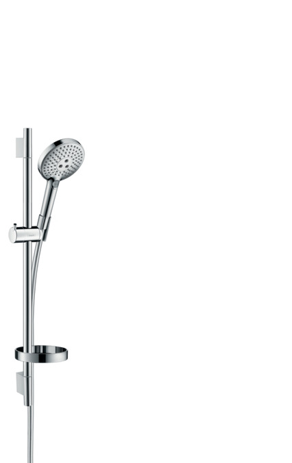 hansgrohe brausesets raindance select s brauseset 120 3jet ecosmart mit brausestange 65 cm und. Black Bedroom Furniture Sets. Home Design Ideas