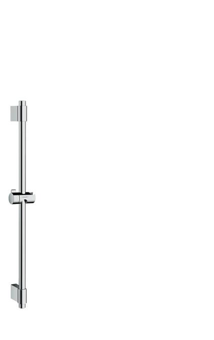 Hansgrohe barres de douche unica barre de douche unica for Barre de douche sans vis
