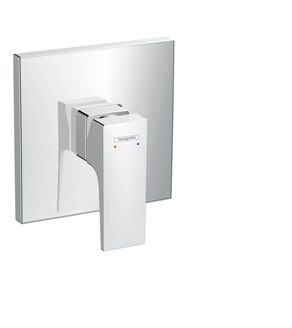 Metropol Shower mixers: chrome, 32565000