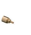 Extension set 25 mm for shut-off/ diverter valve Trio-/ Quattro