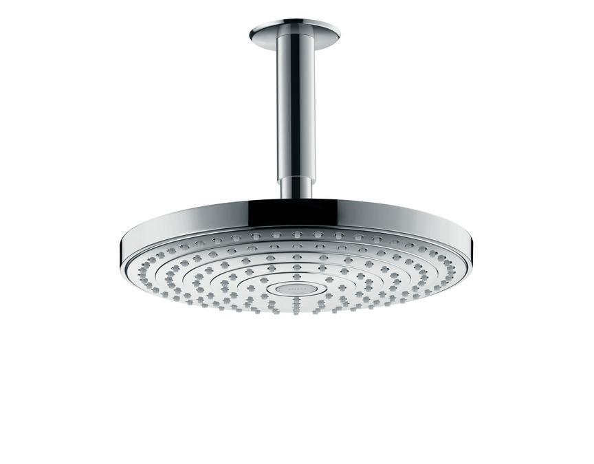 hansgrohe Overhead showers: Raindance Select S, 2 spray modes, 26467000