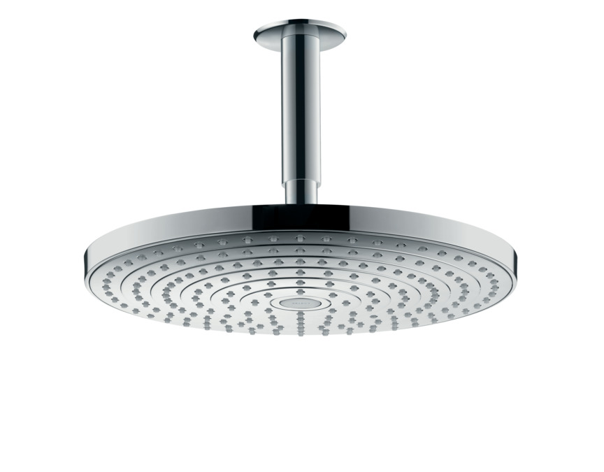 hansgrohe Overhead showers: Raindance Select S, 2 spray modes, 27337000