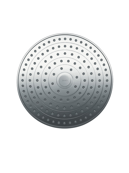 hansgrohe Overhead showers: Raindance Select S, 2 spray modes ...