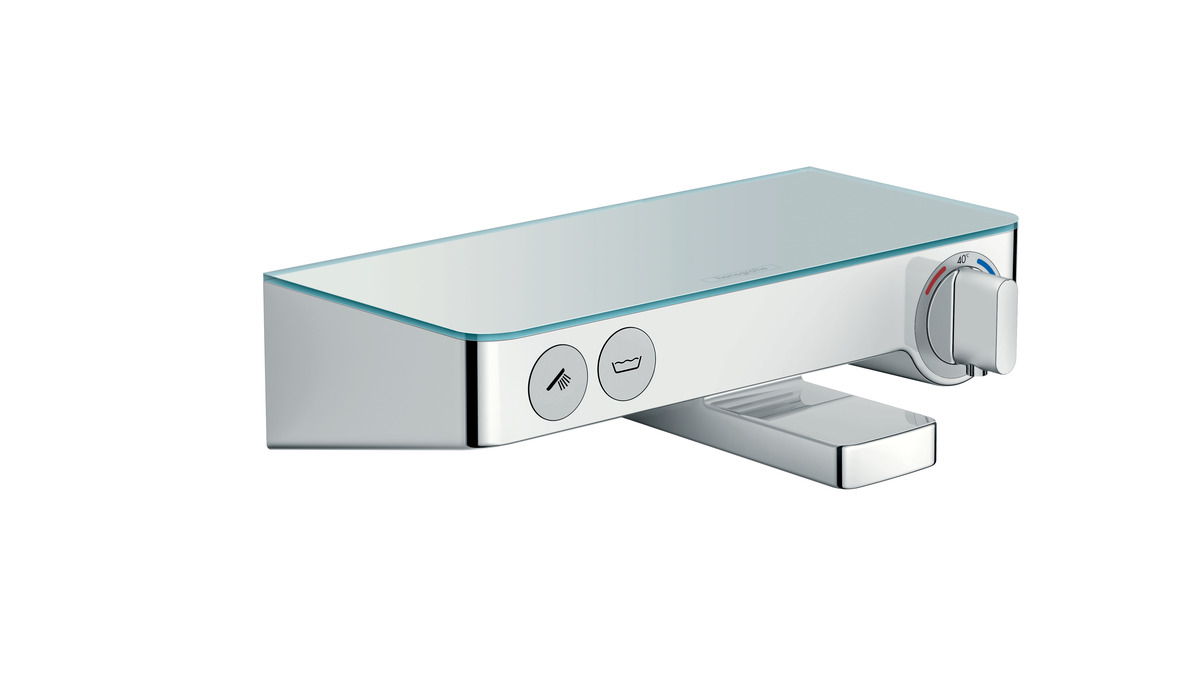 Mitigeur Salle De Bain Hansgrohe ~ showertablet select mitigeurs bain douche 2 sorties 2 fonctions