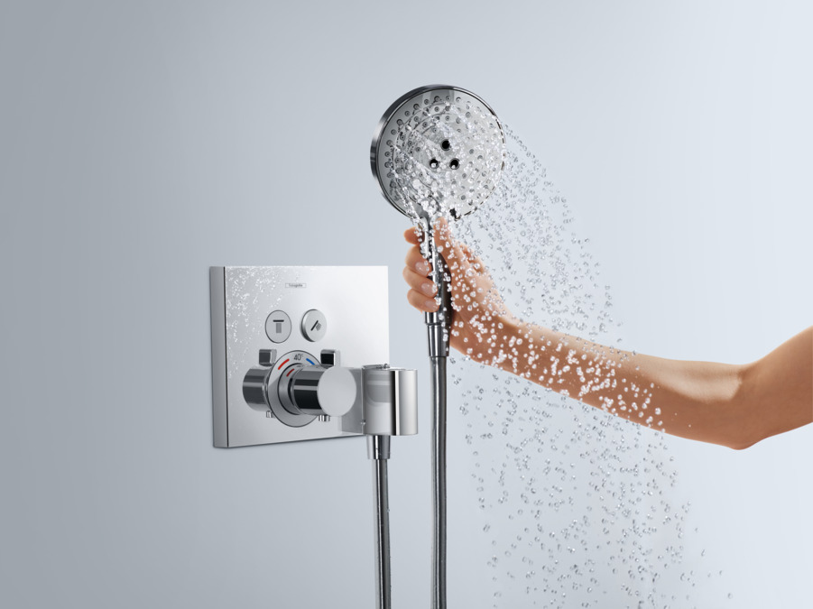 Showerselect Shower Mixers 2 Outlets Chrome 15765000