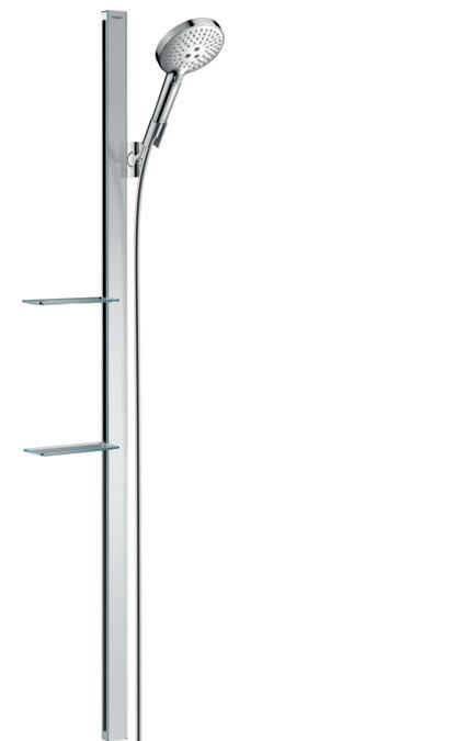 Seuil de douche Blanc Joint de douche Barri/ère de retenue de douche Pr/é incurv/é 60 cm Barri/ère de douche Joint de porte