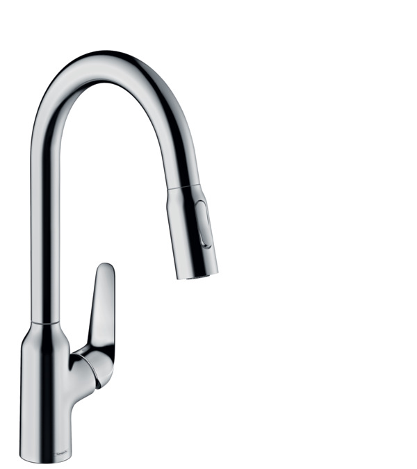 hansgrohe Kitchen faucets: Focus N, HighArc Kitchen Faucet ...