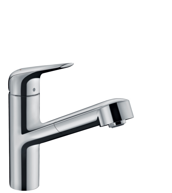 Hansgrohe M42 Focus M42 Single Lever Kitchen Mixer 150