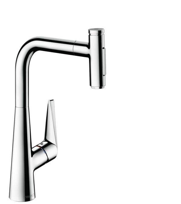 hansgrohe Kitchen faucets: Talis Select S, HighArc Kitchen ...