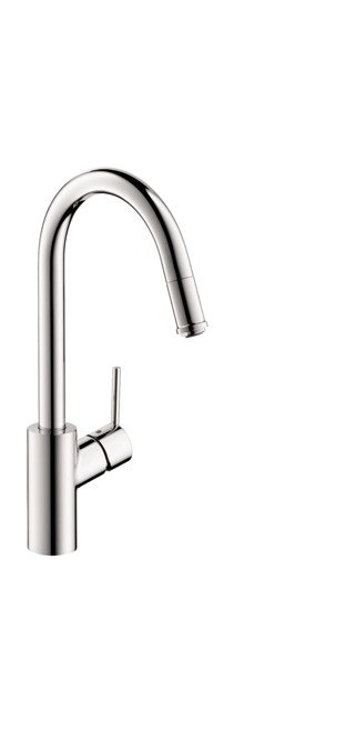 hansgrohe Kitchen faucets: Talis S², HighArc Kitchen Faucet ...