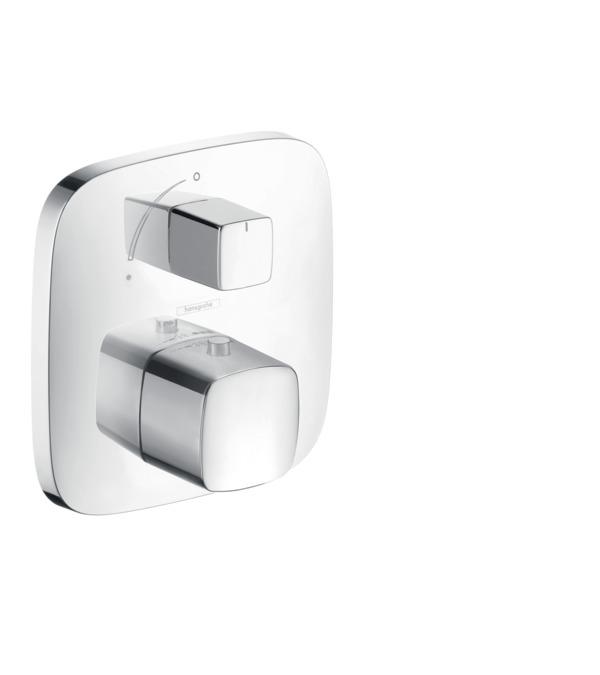 puravida shower faucets two handle chrome 15775001. Black Bedroom Furniture Sets. Home Design Ideas