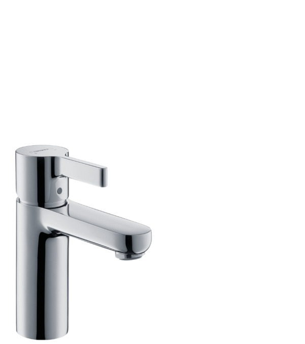 metris s washbasin faucets single lever chrome 31060001. Black Bedroom Furniture Sets. Home Design Ideas
