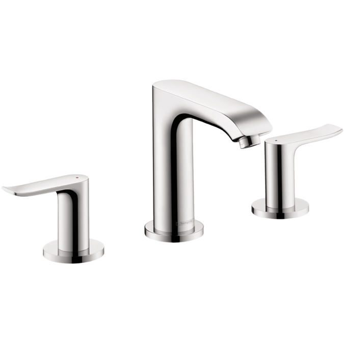 metris washbasin faucets chrome 31083001. Black Bedroom Furniture Sets. Home Design Ideas