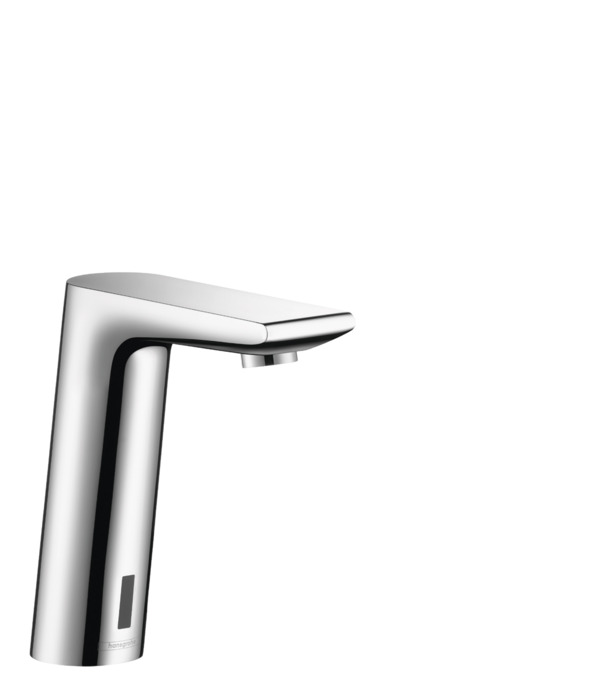 Metris S Washbasin faucets: chrome, 31101001