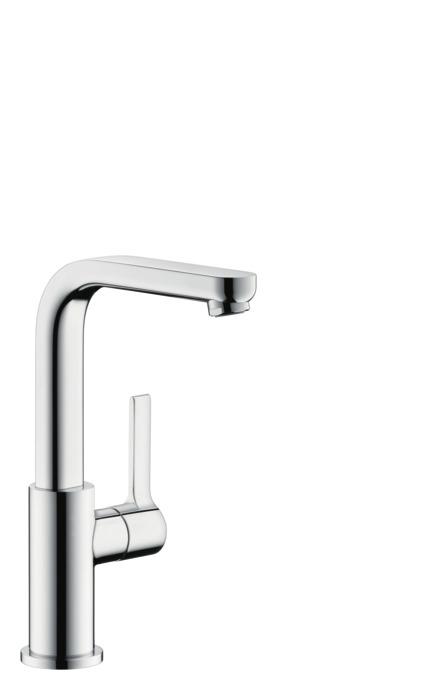 Metris S Washbasin Faucets Chrome 31161001
