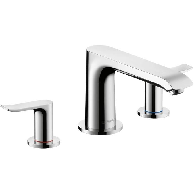 Metris Bath faucets: 1 consumer, chrome, 31440001