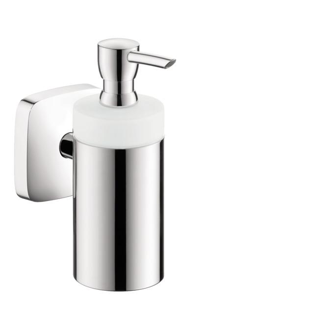 hansgrohe accessories puravida soap dispenser 41503000. Black Bedroom Furniture Sets. Home Design Ideas