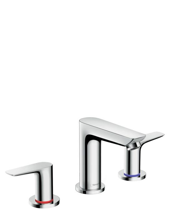 Talis E Washbasin Faucets Chrome 71733001
