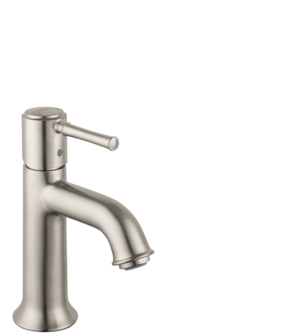 talis c washbasin faucets single lever brushed nickel 14111821. Black Bedroom Furniture Sets. Home Design Ideas