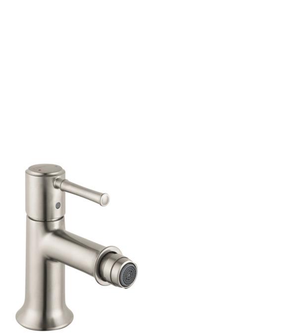 talis c bidet faucets brushed nickel 14120821. Black Bedroom Furniture Sets. Home Design Ideas
