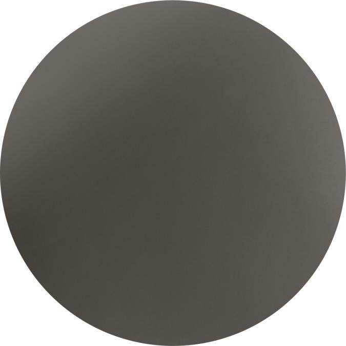 chrome noir poli