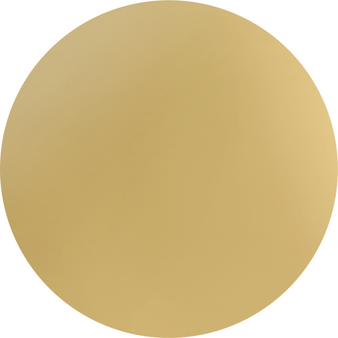 polished gold-optic