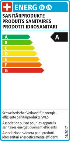 EnergieEtikette A - 2011