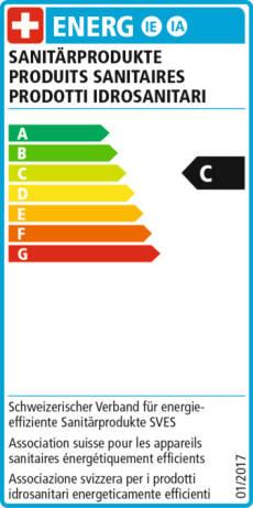 EnergieEtikette C - 2011