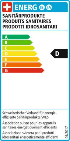EnergieEtikette D - 2011